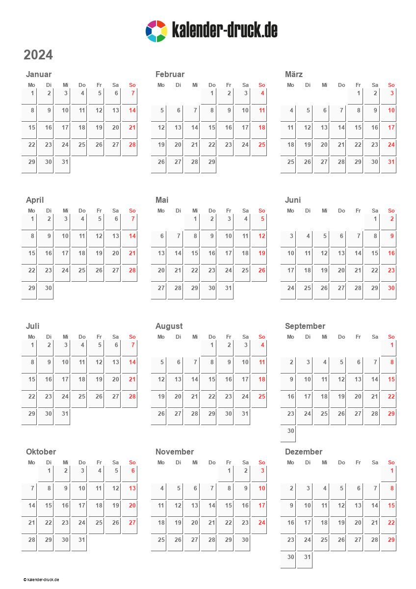 kostenlos kalender zum selbst ausdrucken f r 2019 und 2020. Black Bedroom Furniture Sets. Home Design Ideas